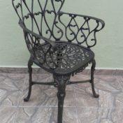Cadeira Viena Envelhecida
