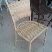 Cadeira Marcelia Trama Dupla