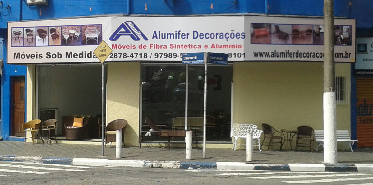 Alumifer Decoracoes